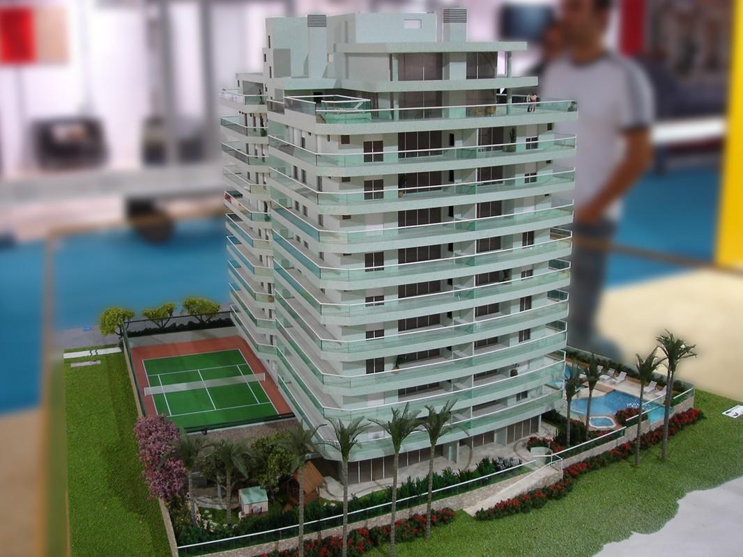 quadra, prédio, piscina