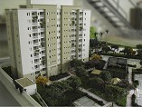 visão geral do prédio